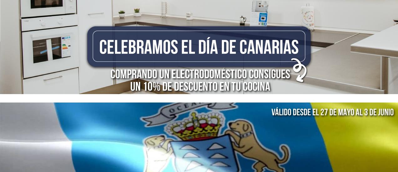 """Promoción """"DÍA DE CANARIAS"""""""
