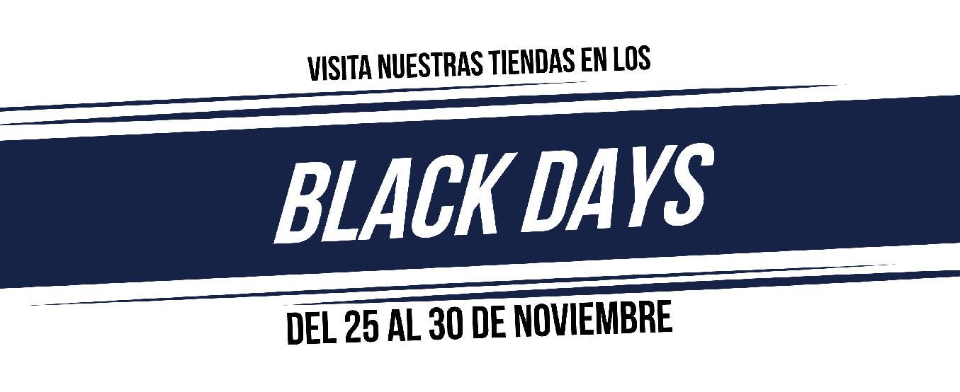 Llegan los BLACK DAYS a CB COCINAS